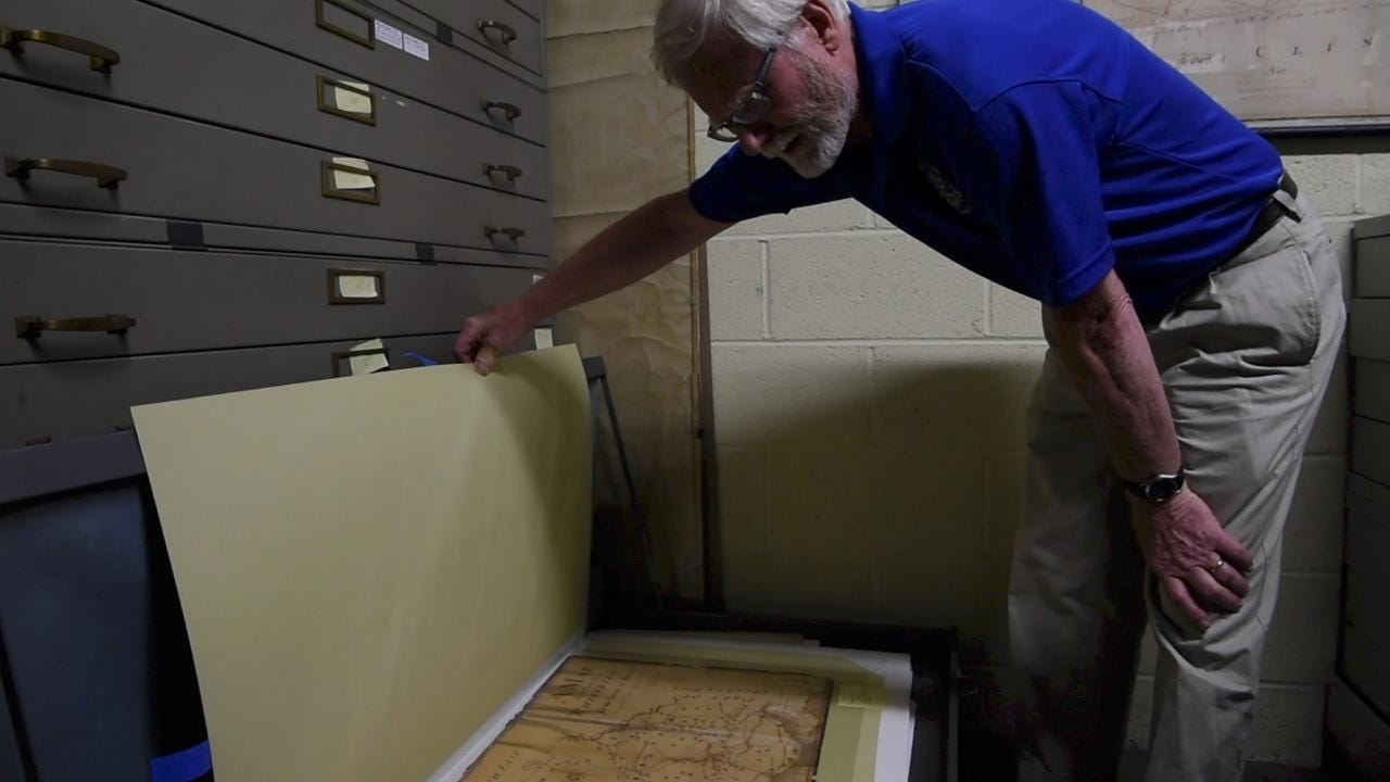 Video: A Rhinebeck archivist on a mission to preserve local history
