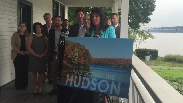 New legislation aimed at safeguarding the Hudson River could bolster the state's jurisdiction over the river, protecting the area against the transportation of crude oil and other hazardous materials. Abbott Brant/Poughkeepsie Journal