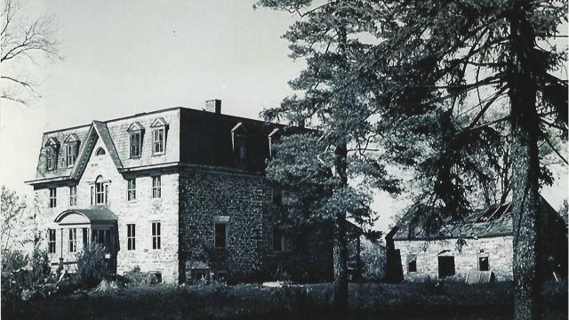 Dateline Video: Historic Colden House