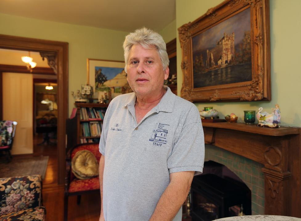 Neil Caplan, the executive director of the Bannerman Castle Trust, talks about his passion for the Castle and the Island.