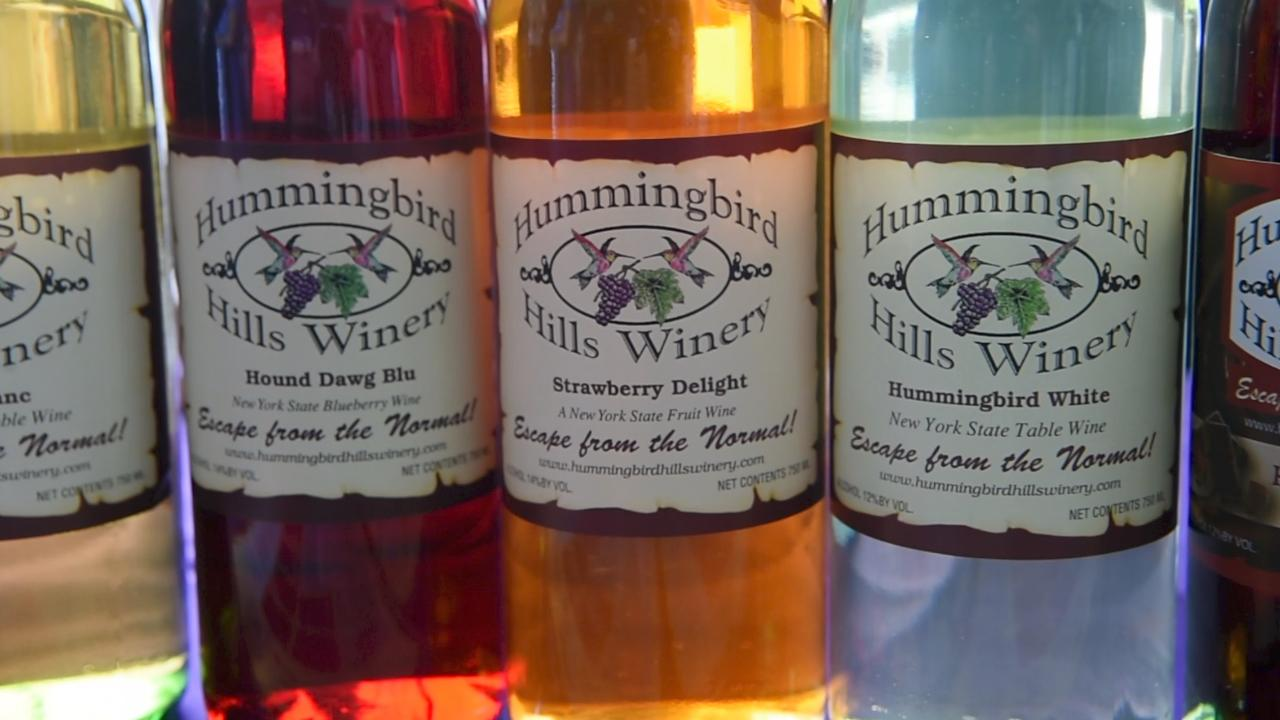 The Putnam County Wine & Food Fest had a wide variety of vendors.