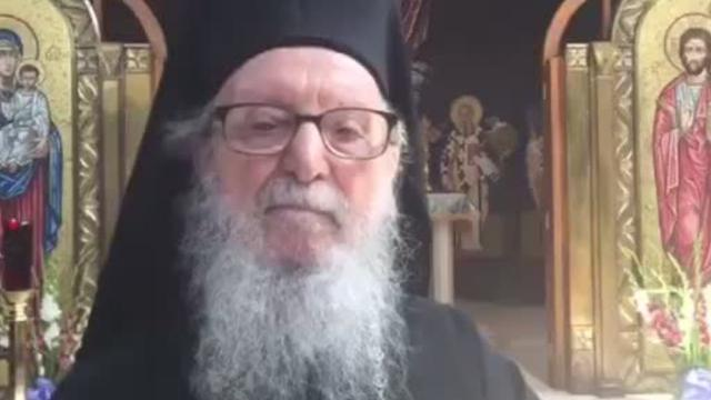 The Archbishop issued a statement in February in opposition of President Donald Trump's travel ban, and spoke on Sunday about the bigotry and hatred of the events in Charlottesville. Video by Jack Howland/Poughkeepsie Journal