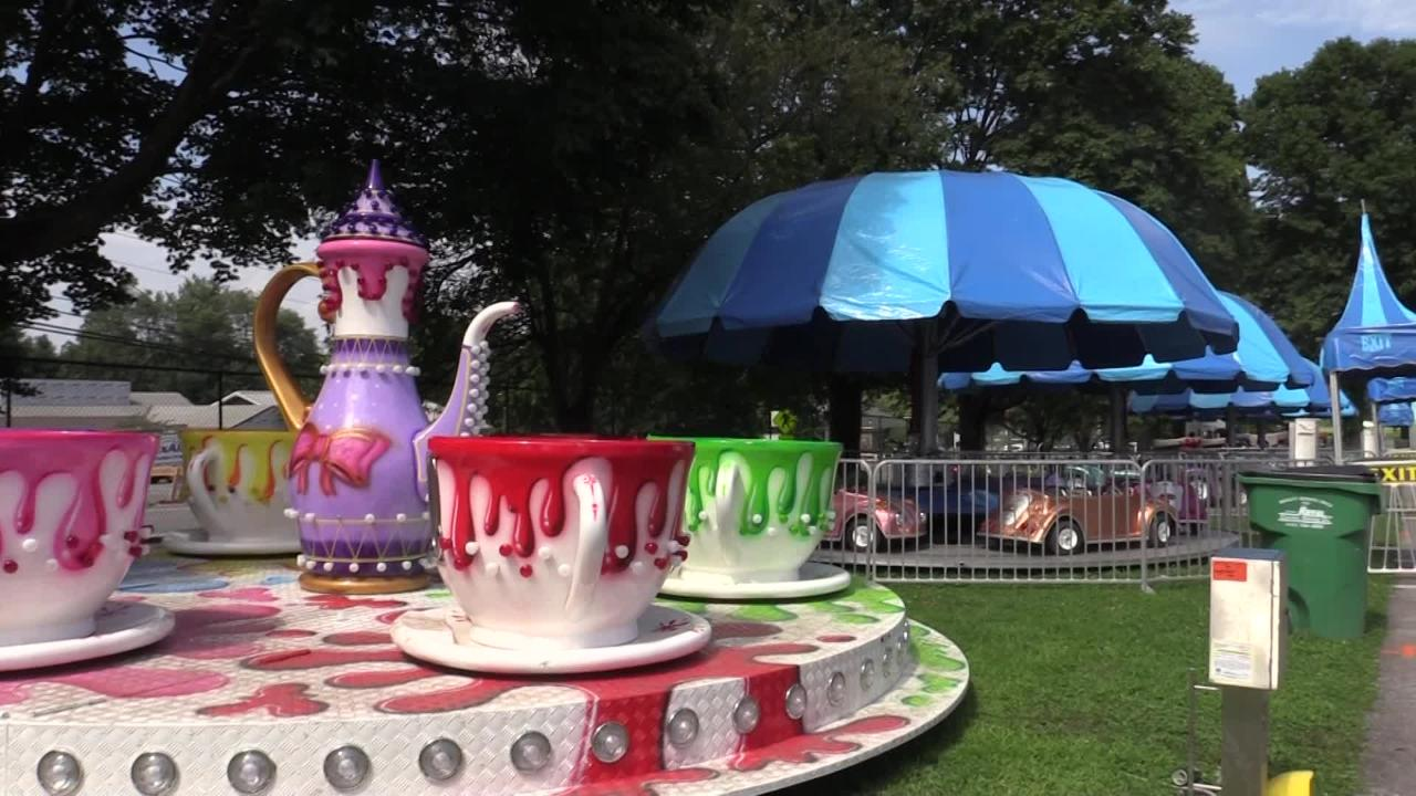Video: Dutchess County Fair kicks off with new entrance and rides