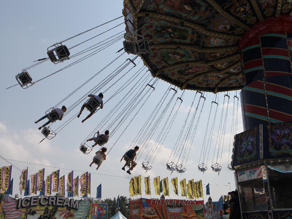 Video: Dutchess County Fair scenes 2017