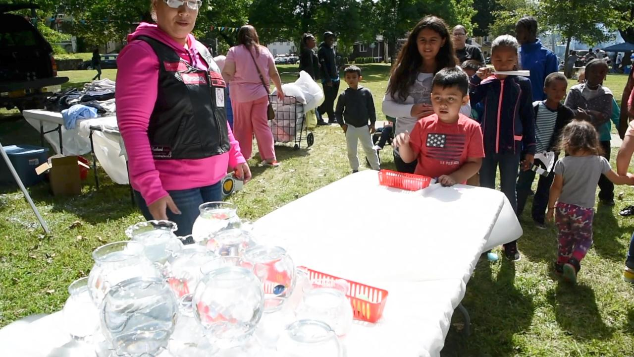 Video: Church Picnic Dedicated to God brings community together