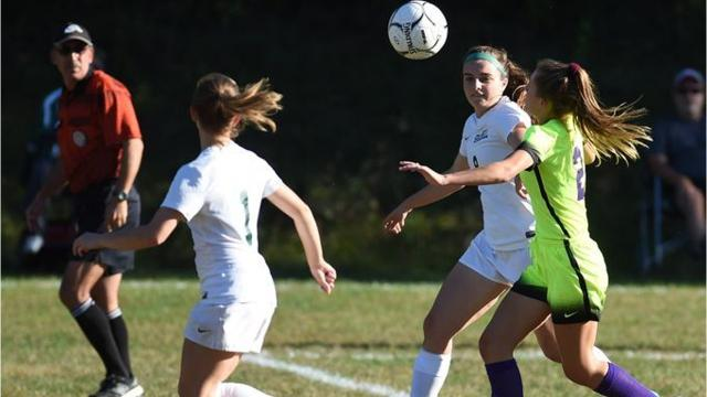 Rhinebeck girls soccer has section title hopes