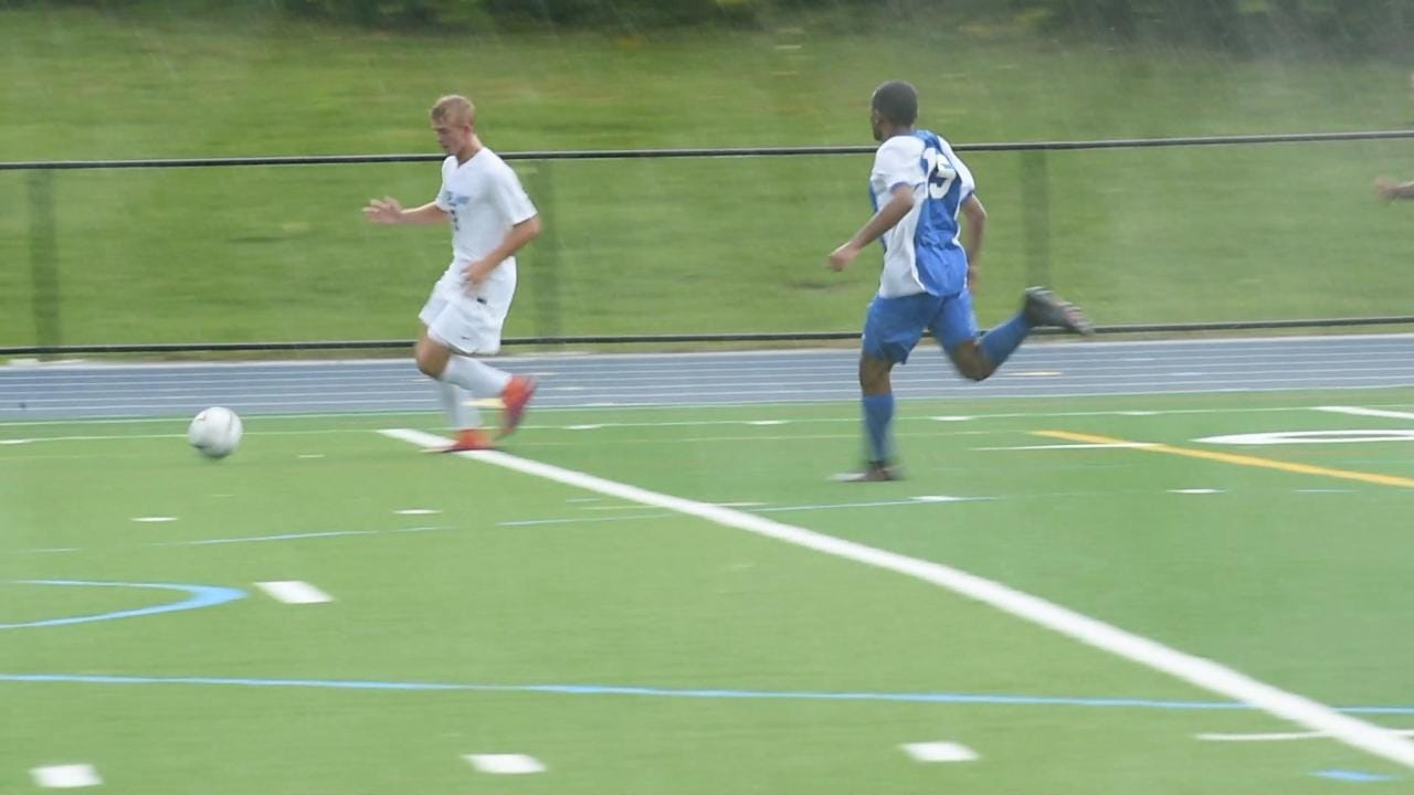 Highlights from Thursday's boys soccer game between John Jay and Carmel.
