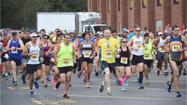 The 39th annual Dutchess County Classic road race event will be held Sunday at LaGrange Middle School.