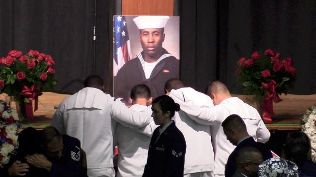 Video: Corey Ingram's funeral brings emotion, reflection