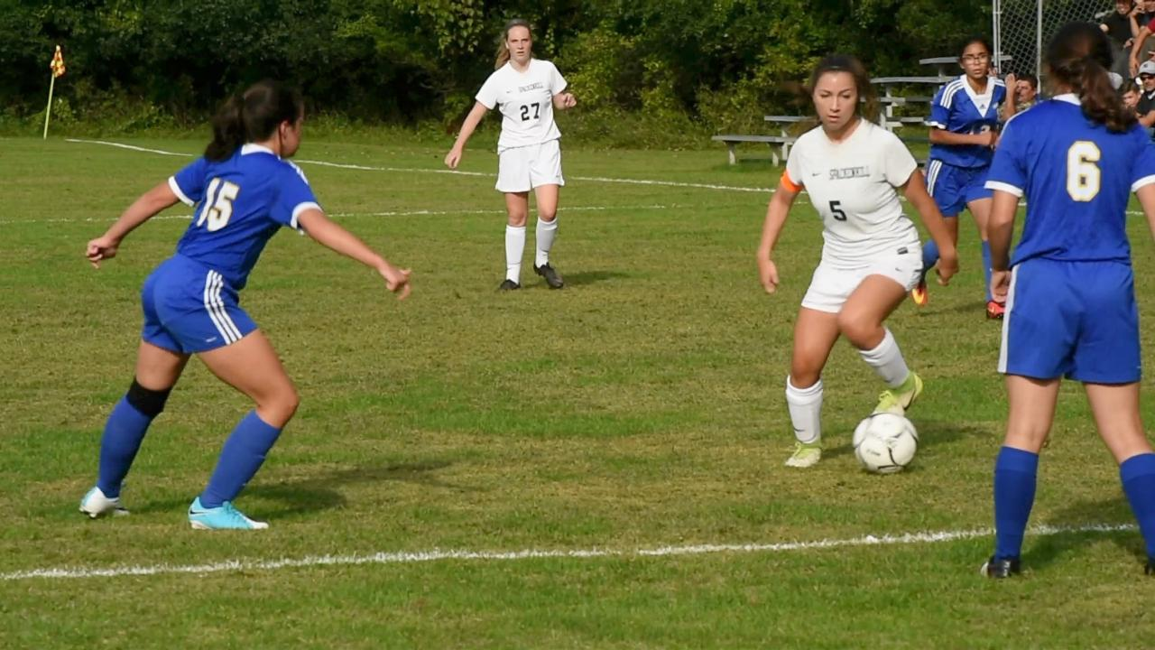 A few short highlights from the Spackenkill v. Ellenville girls soccer game.