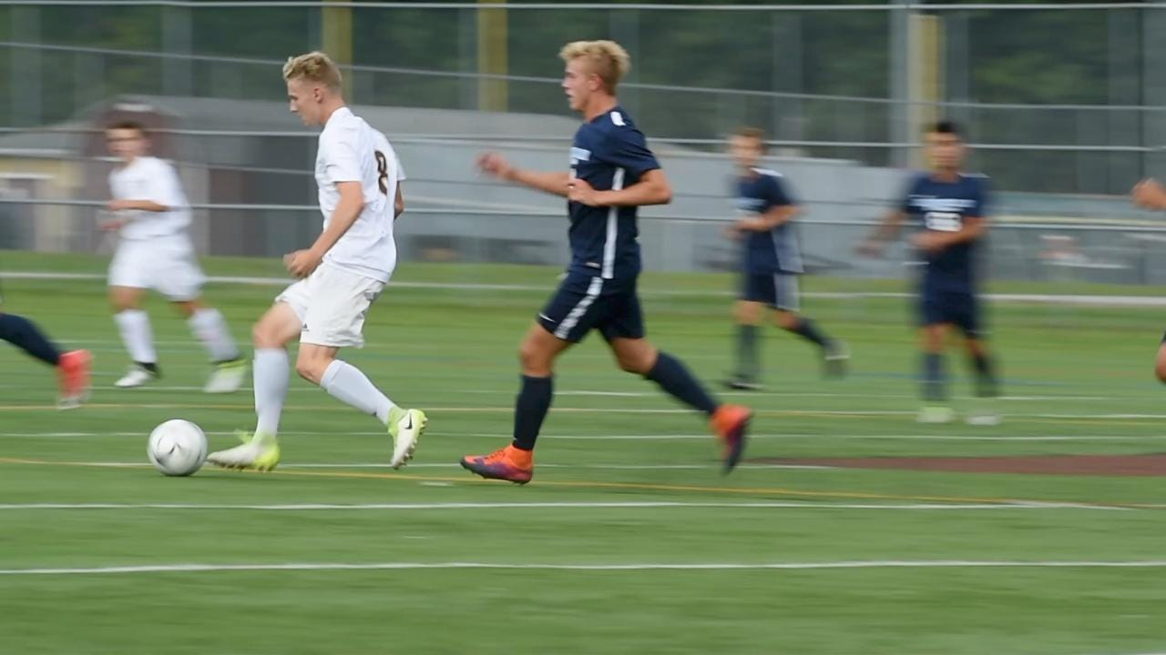 A few short highlights from the John Jay v. Arlington boys soccer game.