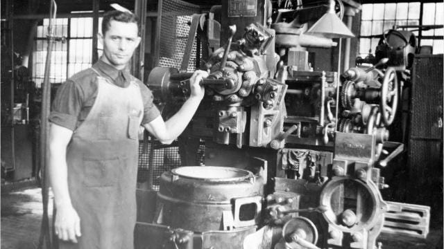 In 1882, Swedish engineer and inventor Dr. Gustaf de Laval developed the first centrifugal separator. In 1891, the De Laval Separator Company relocated to Poughkeepsie from New Jersey. Barbara Gallo Farrell/Poughkeepsie Journal