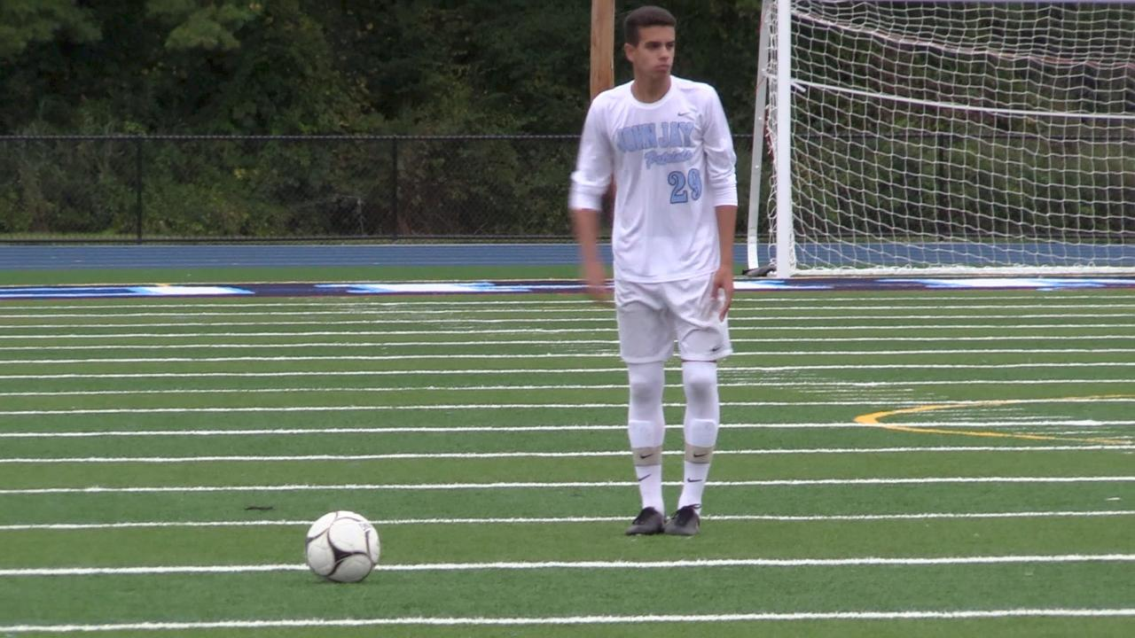A few short highlights from the John Jay v. Ketcham boys soccer game.