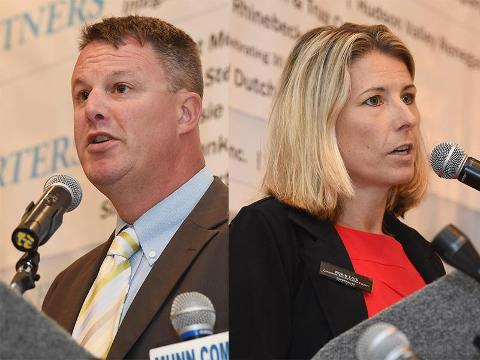 Video: Candidates for Dutchess comptroller discuss goals for position
