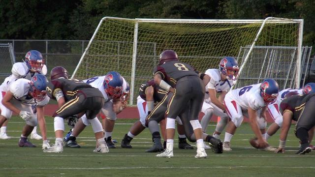 Video: Highlights from the Arlington v. Carmel football game