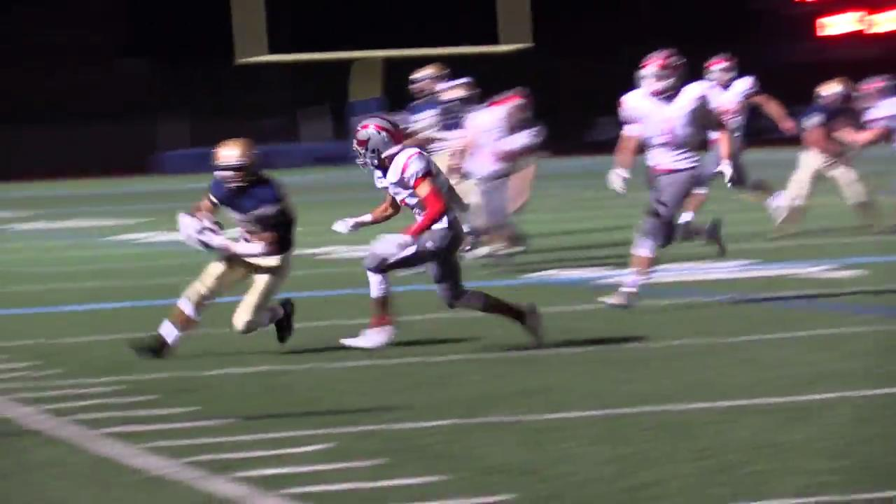 Video: Our Lady of Lourdes remains unbeaten with win over Tappan Zee