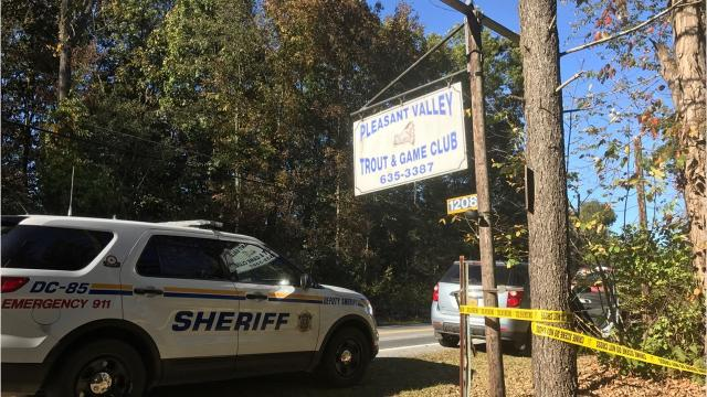 Police are investigating death at Pleasant Valley Trout and Game Club.