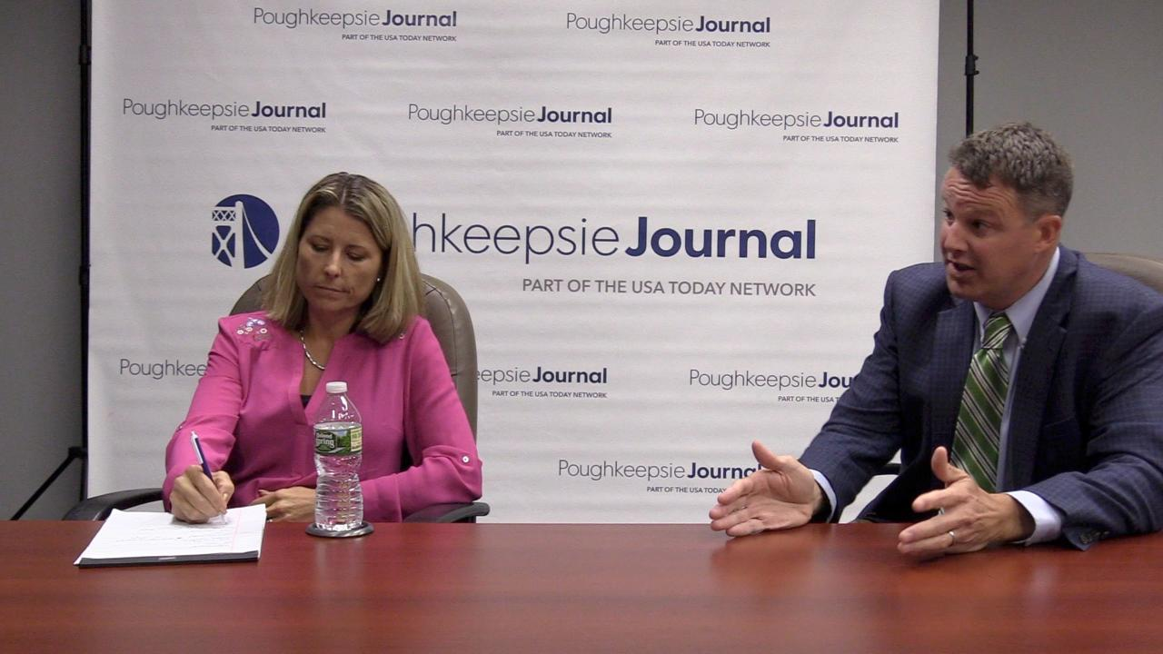 Video: Journal Editorial Board holds county comptroller forum
