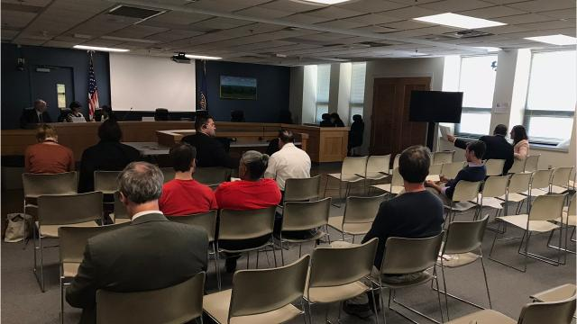 Local residents voiced concerns and sought answers regarding a proposed electric and gas rate hike fromCentral Hudson Gas & Electric Corp. Video by geoffrey Wilson/Poughkeepsie Journal