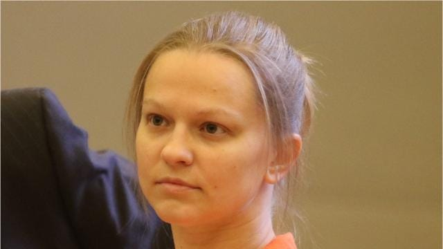 Angelika Graswald's lawyer requested surrogate's court proceedings beput on pause until after she's sentenced for criminal charge in fiancé's death.
