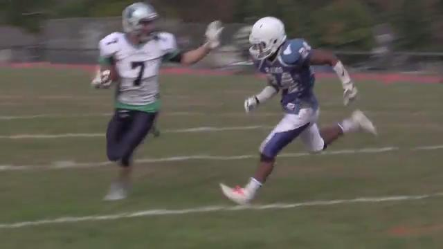 Video: John Jay football crushes Port Chester