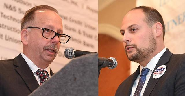 Video: Town of Poughkeepsie supervisor candidates participate in forum