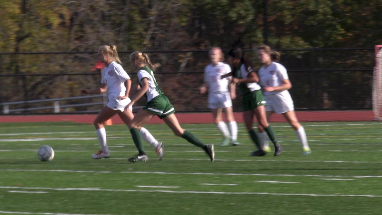 A few short clips from the Red Hook v. Cornwall Section 9 Class A girls soccer final.