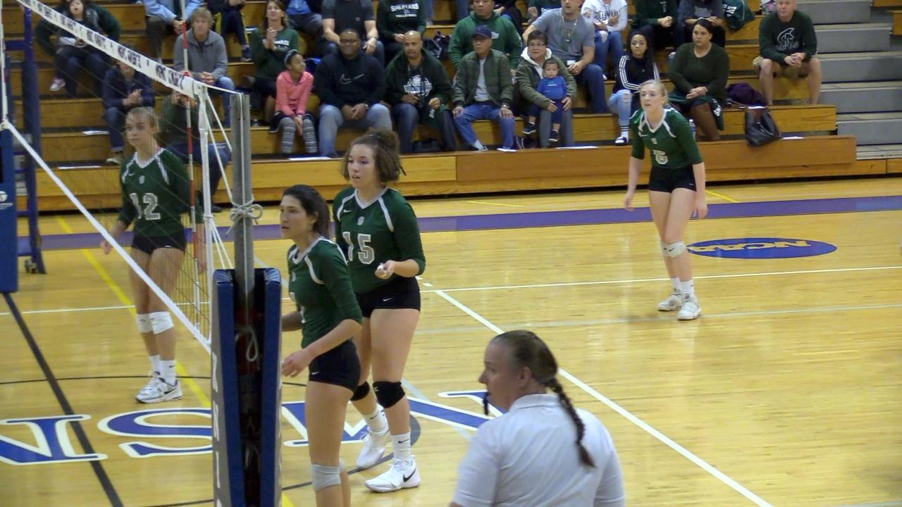 A few short clips from the Spackenkill v. Port Jervis Class B volleyball final at Mount Saint Mary College.