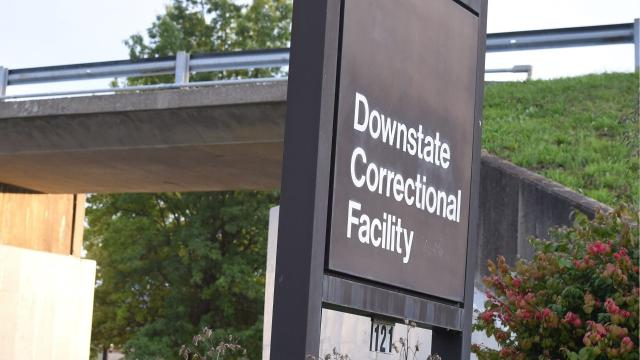 Two former Downstate Correctional Facility correction officers were convicted in federal court Monday of beating an inmate in November 2013, and of falsifying records to cover it up. Abbott Brant/Poughkeepsie Journal