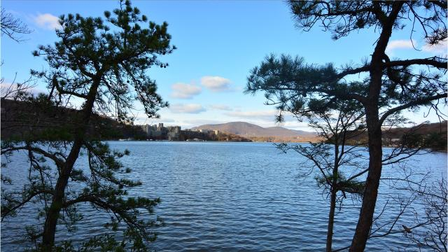 Video: Trail Marker hikes Arden Point