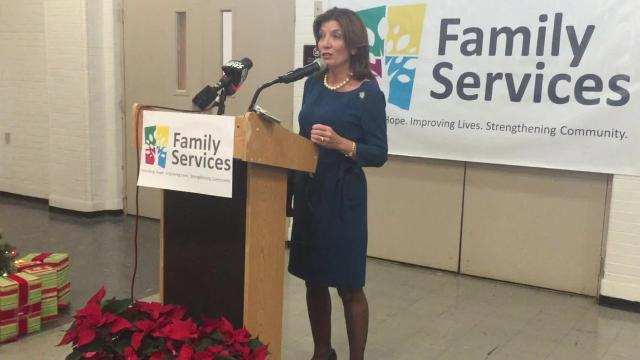 Family Service, Inc. is one of 55 state-approved anti-sexual assault crisis and prevention programs operated by hospitals, non-profit organizations and governmental agencies statewide that will receive $6.5 million in grants to help continue the assistance they give to victims. Abbott Brant/Poughkeepsie Journal