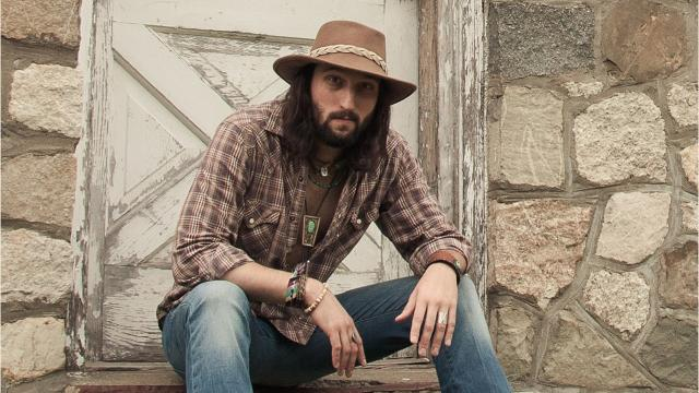 "Ulster County musician David Kraai has a new CD out, ""North Mountain Rambling."" Video by John W. Barry/Poughkeepsie Journal"