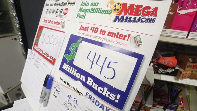Video: Mega Millions & Powerball ticket sales soar