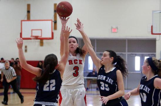 Video: RC Ketcham tops John Jay in girls basketball
