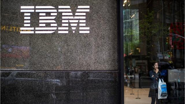 Video: IBM releases Q4 2017 results