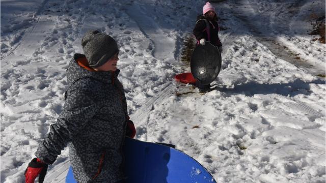 Video: Winterfest in Hyde Park