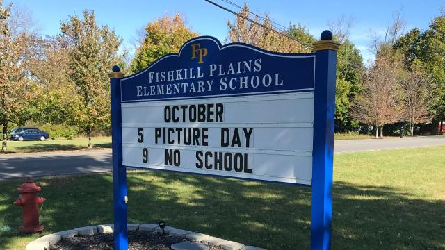 A second-grade Wappingers Central School District teacher is facing child pornography charges.