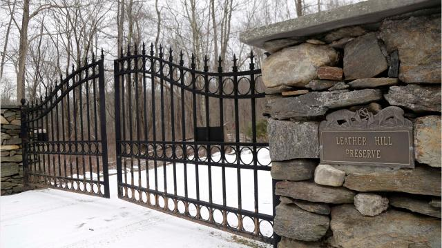 A 171-acre hunting preserve in Wingdale, owned by a company with ties to Donald Trump Jr. and Eric Trump, is under scrutiny from neighbors for the loud sounds of rifle fire and exploding targets coming from the private shooting range. Abbott Brant/Poughkeepsie Journal.