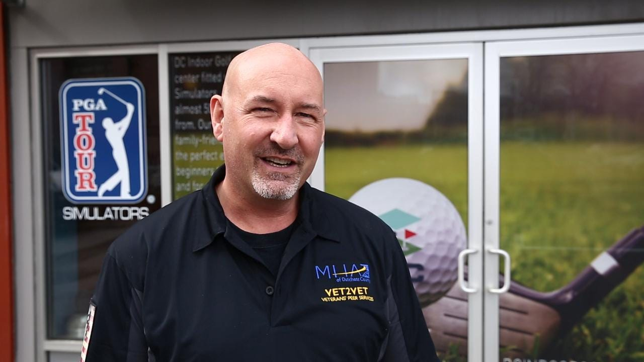 Mental Health America of Dutchess County hosted an indoor golf tournament at DC Indoor Golf in the City of Poughkeepsie Saturday. All proceeds are to go to support programs at MHA-DC.