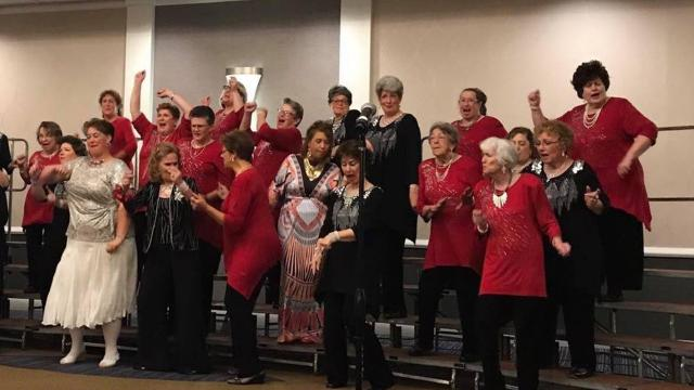 With a multitude of choral groups throughout the Hudson Valley, it is easier than ever for songbirds of all skill levels to harmonize together. Video by Barbara Gallo Farrell/Poughkeepsie Journal