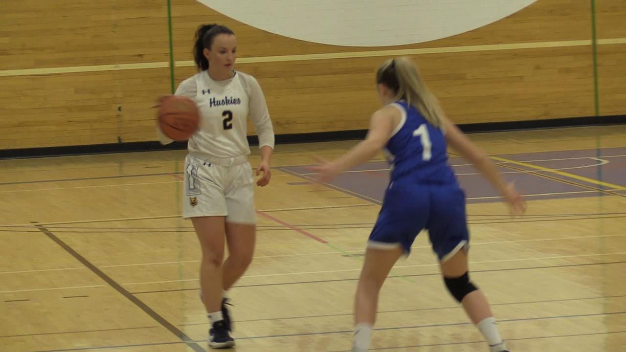 Highland girls basketball topped Millbrook 51-37 in Friday's MHAL championship at SUNY Ulster.