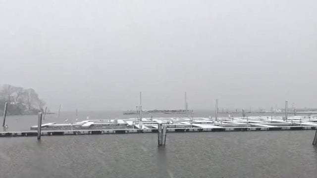 Video: March 2 snow