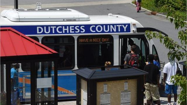 Dutchess County will debut changes to its LOOP bus system on Saturday like more frequent departure times and the removal of certain routes. Video by Jack Howland/Poughkeepsie Journal