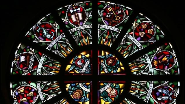 Video Stained Glass Windows In Valleys Houses Of Worship