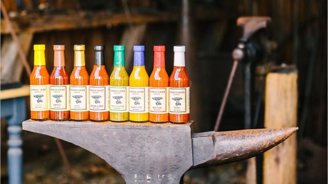 From artisan hot sauces and pickles to spicy glogg and vegan caramels, small-batch food stuffs are big in the Hudson Valley. Video by Barbara Gallo Farrell/Poughkeepsie Journal