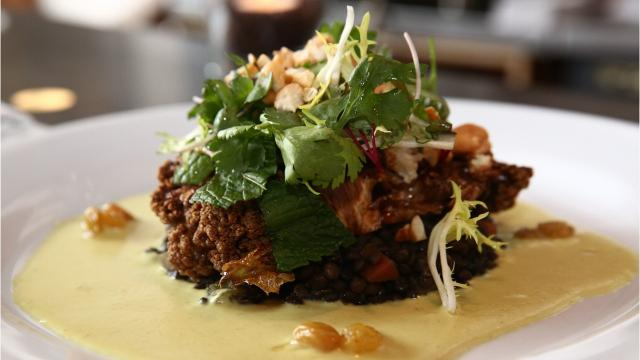 After a dozen years in business, Charles Fells' downtown restaurant keeps getting better.