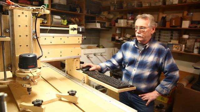 Charlie Walters retired four years ago and took his woodworking hobby to the next level, and has turned it into a second career.