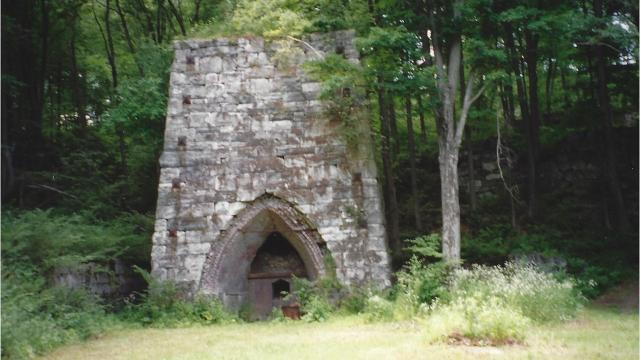 One of the most important industries in the Town of Dover in the 19th century was its ironworks, which relied on blast furnaces to separate impurities from the iron ore. Video by Barbara Gallo Farrell/Poughkeepsie Journal