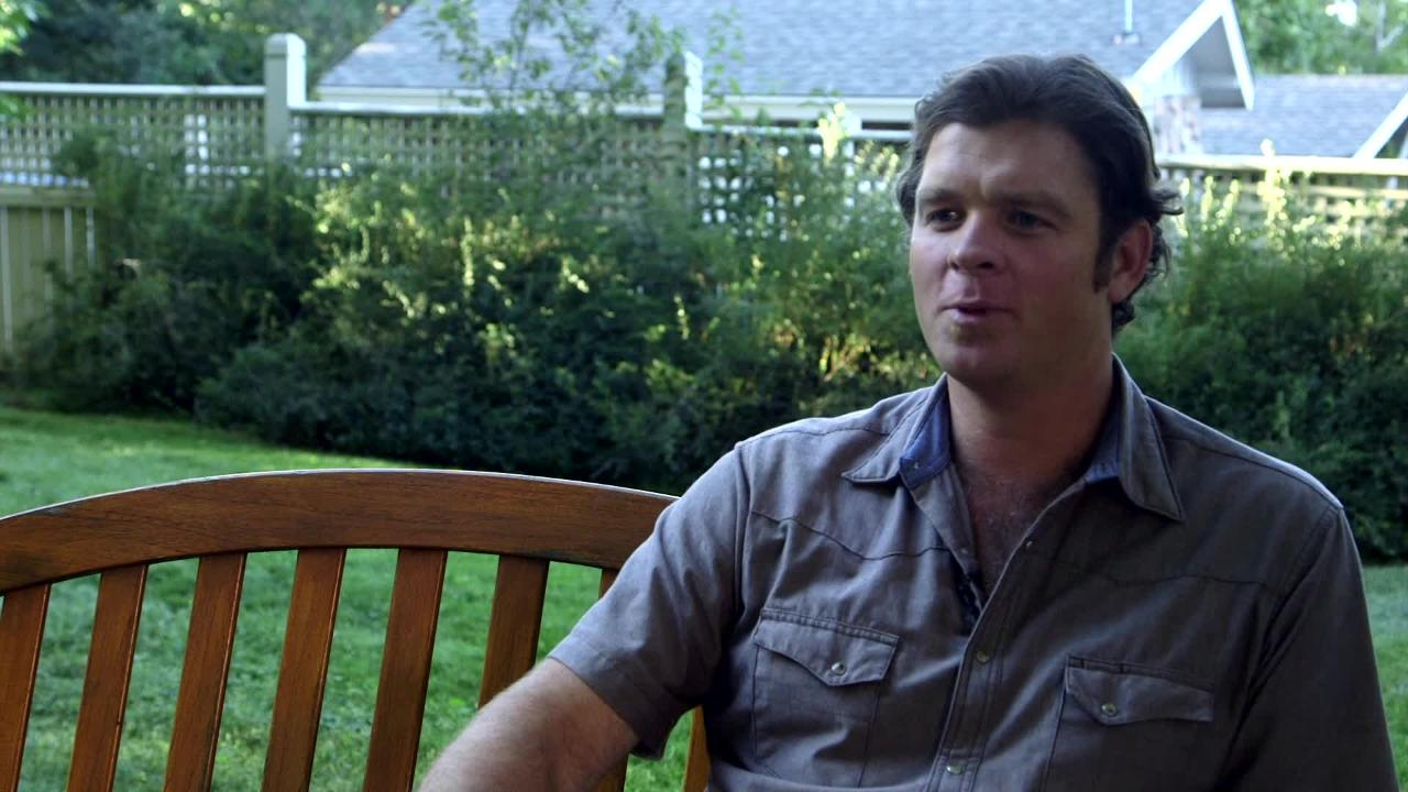 """Members of the Steep Canyon Rangers talk about working with producer Joe Henry on their new album, """"Out in the Open."""""""
