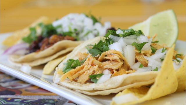 With Cinco de Mayo coming up, you might be looking to get a head start on the festivities. Here are five places to get great tacos. Video by Barbara Gallo Farrell/Poughkeepsie Journal.